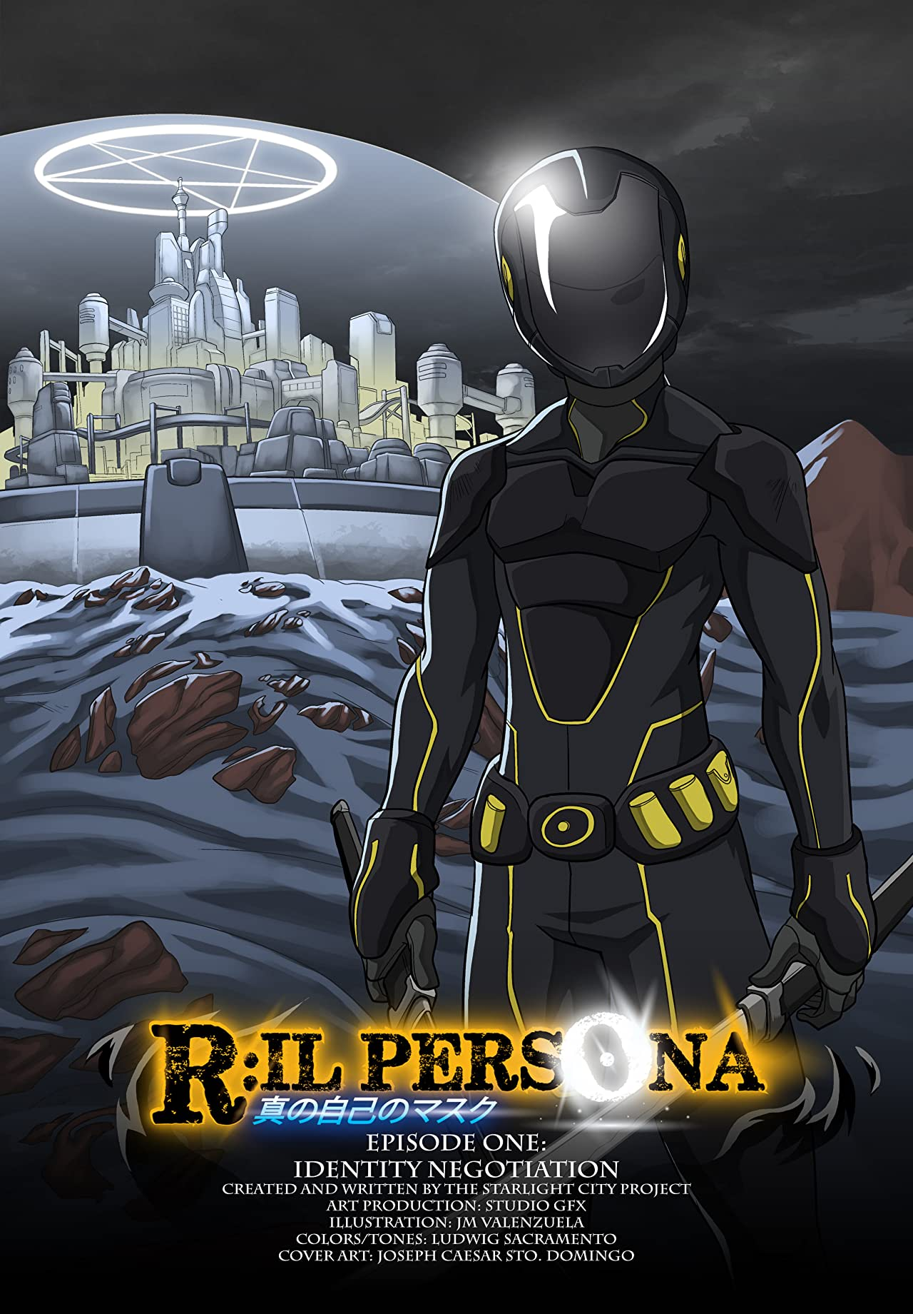 R:IL PERSONA Vol. 1: Identity Negotiation
