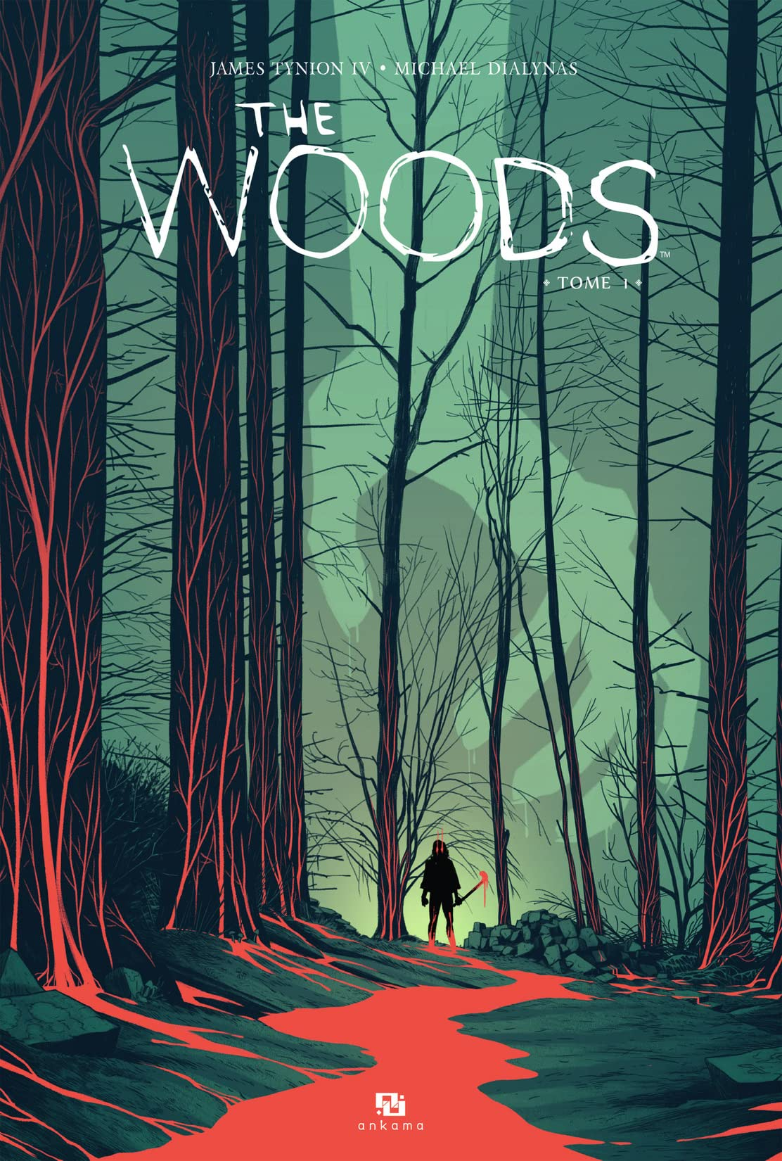 The Woods Vol. 1