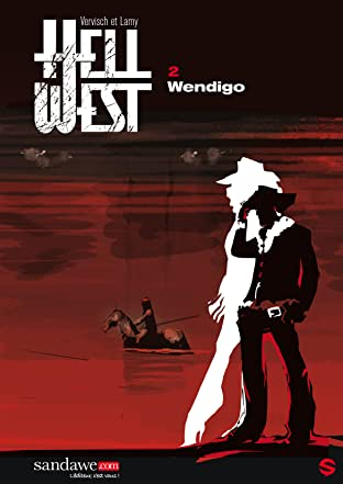 Hell West Vol. 2: Wendigo