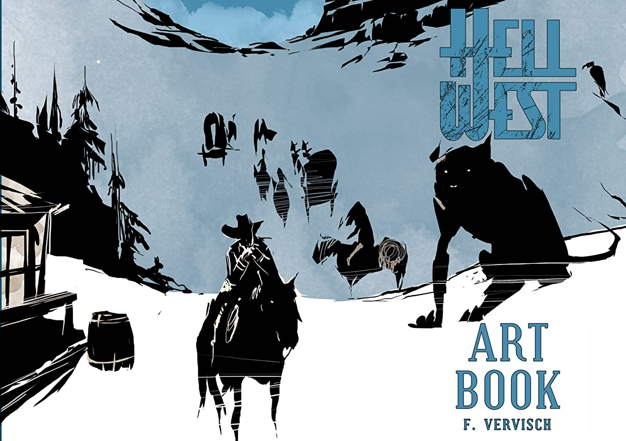 Art Book Hell West