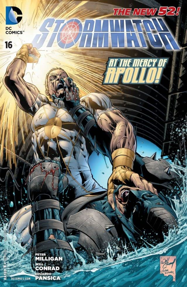 Stormwatch (2011-2014) #16