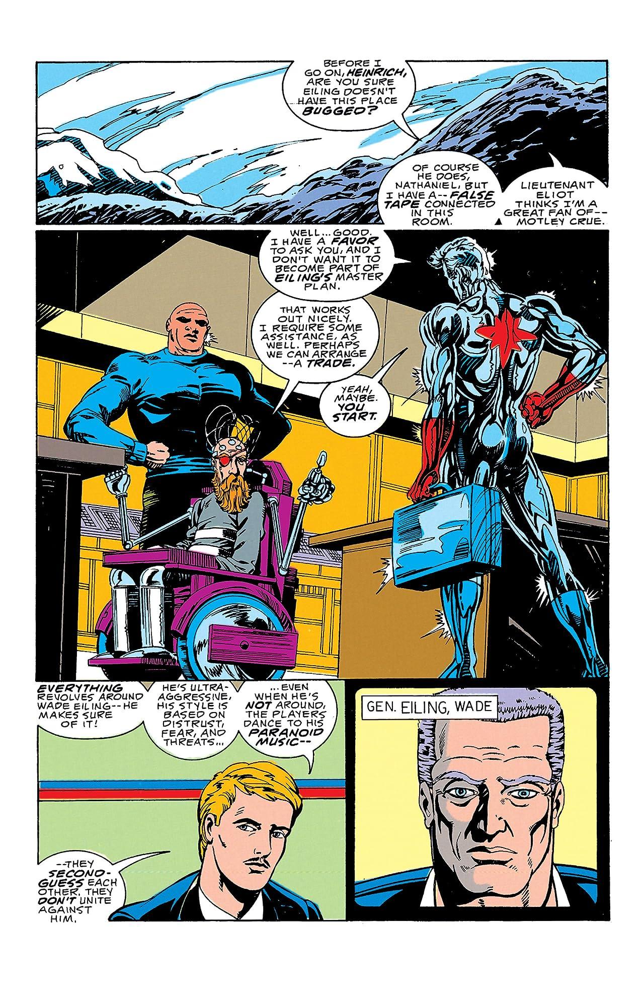 Captain Atom (1986-1991) #39