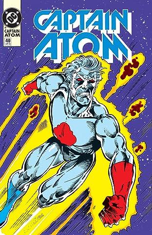 Captain Atom (1986-1991) #40