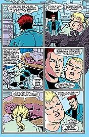 L.E.G.I.O.N. (1989-1994) #9