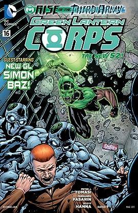 Green Lantern Corps (2011-2015) #16