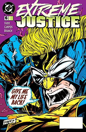 Extreme Justice (1995-1996) #6