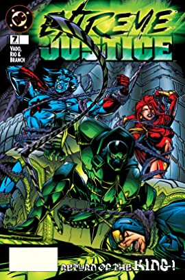 Extreme Justice (1995-1996) #7