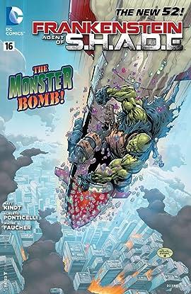 Frankenstein, Agent of SHADE (2011-2013) #16