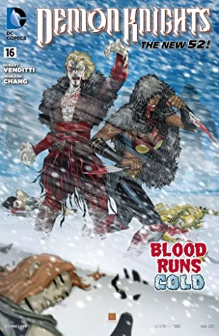 Demon Knights vol. 1 (2011-2013) NOV120233_2._SX312_QL80_TTD_
