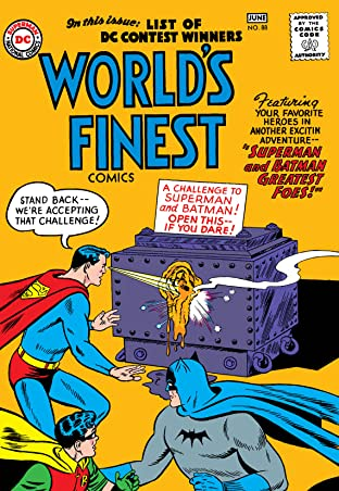 World's Finest Comics (1941-1986) #88