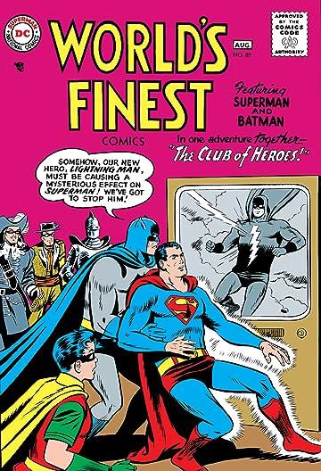 World's Finest Comics (1941-1986) #89
