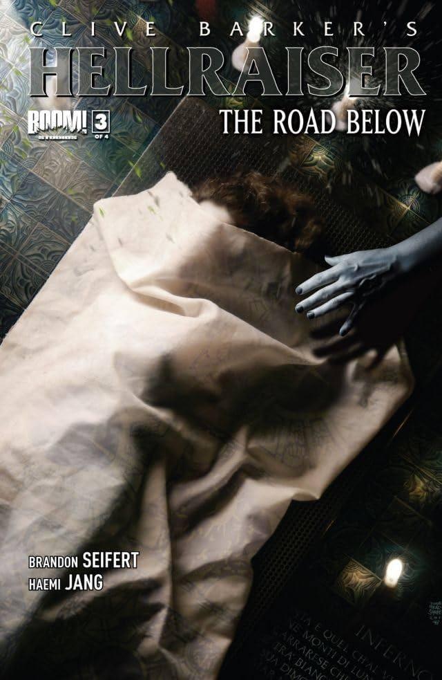 Hellraiser: The Road Below #3 (of 4)