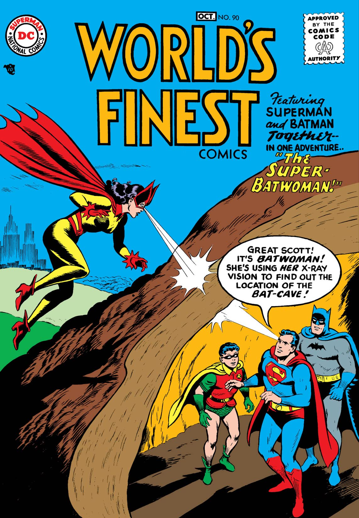 World's Finest Comics (1941-1986) #90