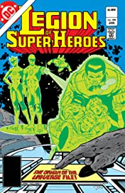 Legion of Super-Heroes (1980-1985) #295