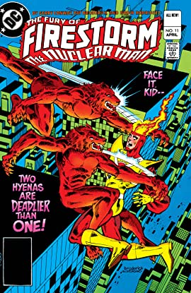 The Fury of Firestorm (1982-1990) #11