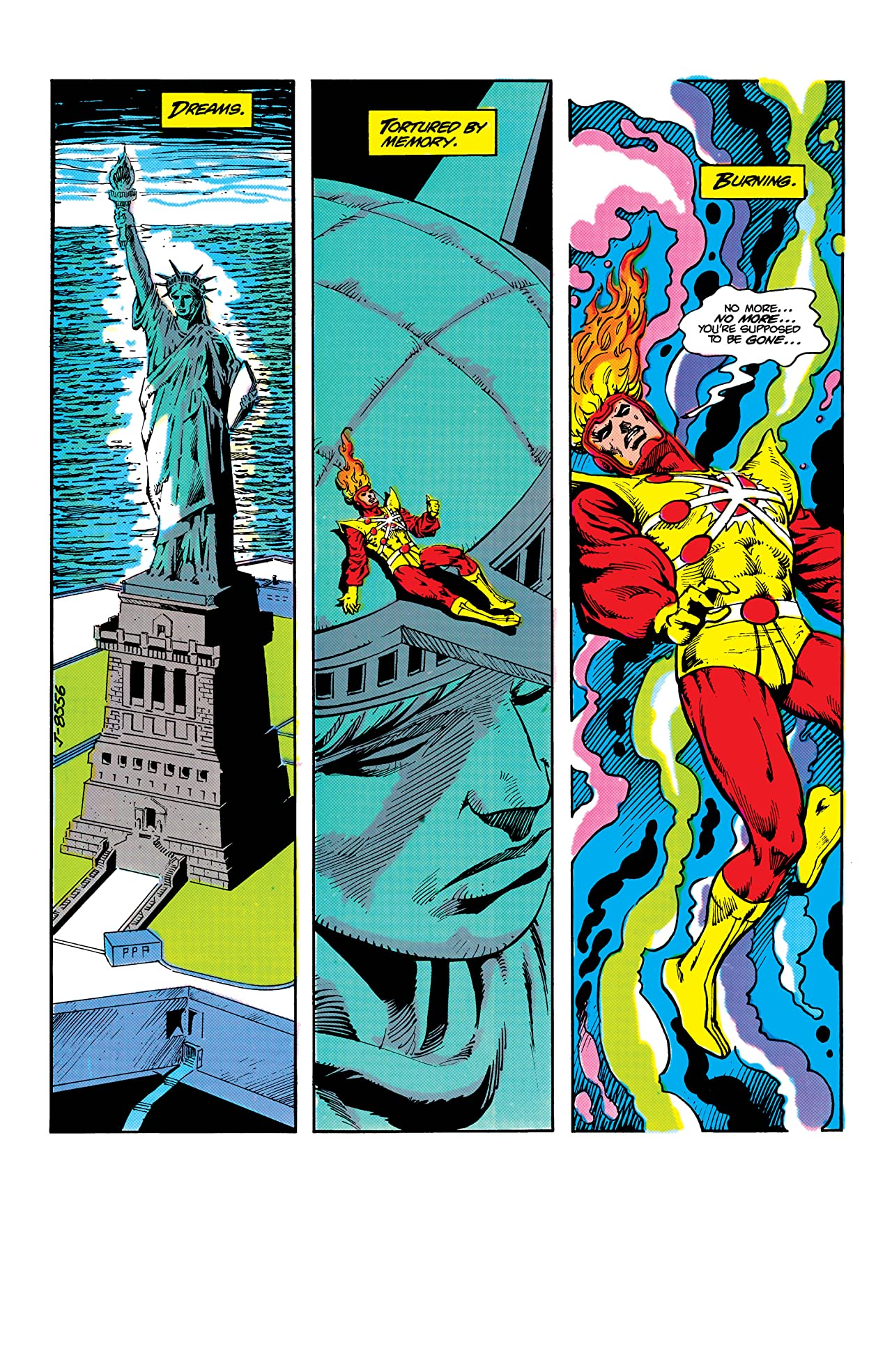 The Fury of Firestorm (1982-1990) #11