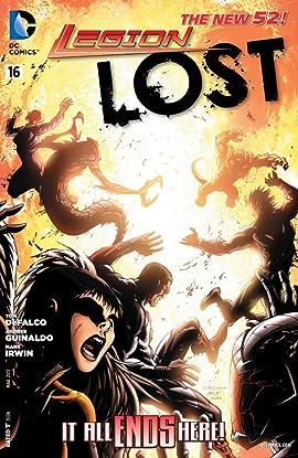 Legion Lost (2011-2013) #16