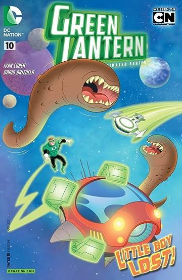 Green Lantern: The Animated Series #10
