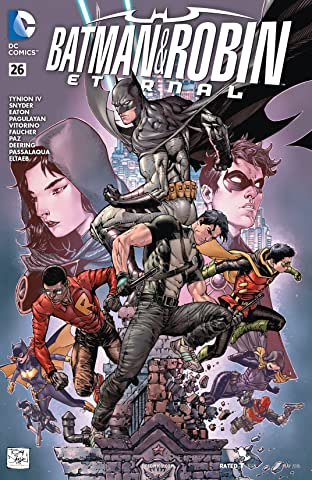 Batman & Robin Eternal (2015-2016) #26