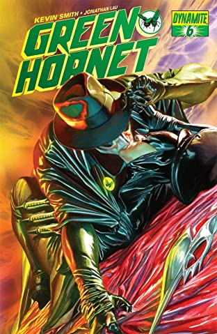 Kevin Smith's Green Hornet No.6