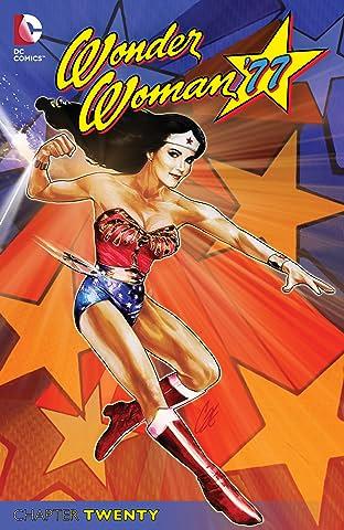 Wonder Woman '77 (2015-) #20