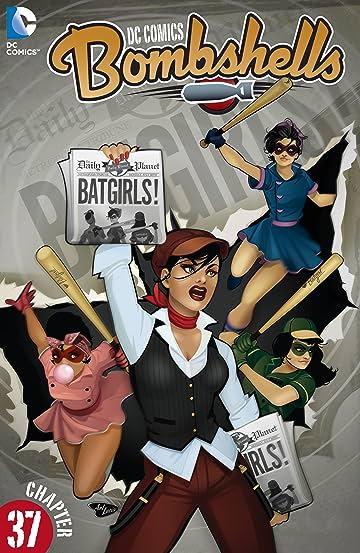 DC Comics: Bombshells (2015-2017) #37