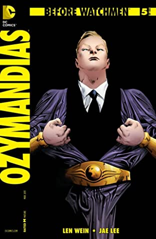 Before Watchmen: Ozymandias #5 (of 6)