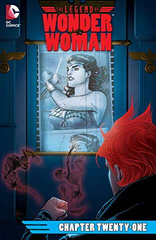 The Legend of Wonder Woman (2015-) #21