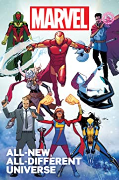 All-New, All-Different Marvel Universe (2016) #1
