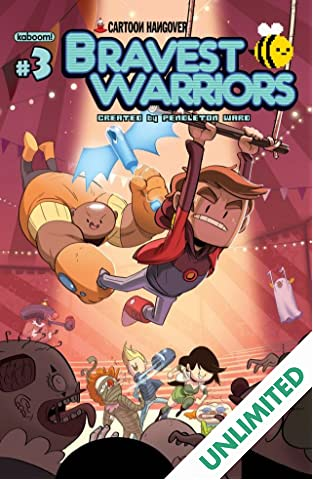 Bravest Warriors #3