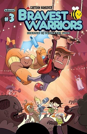 Bravest Warriors #3