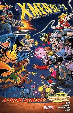 X-Men '92 (2016) #1