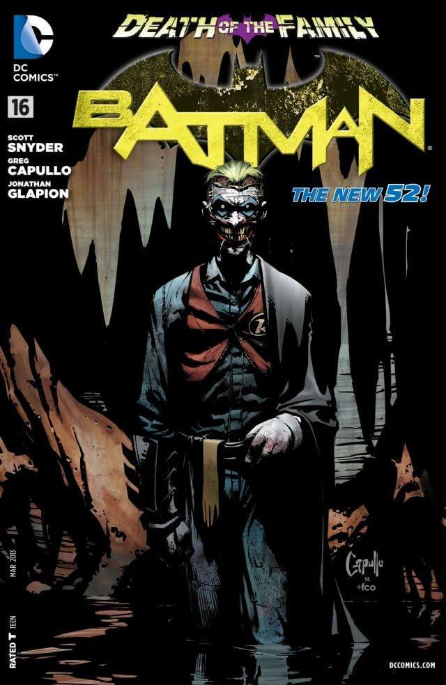 Batman (2011-) #16