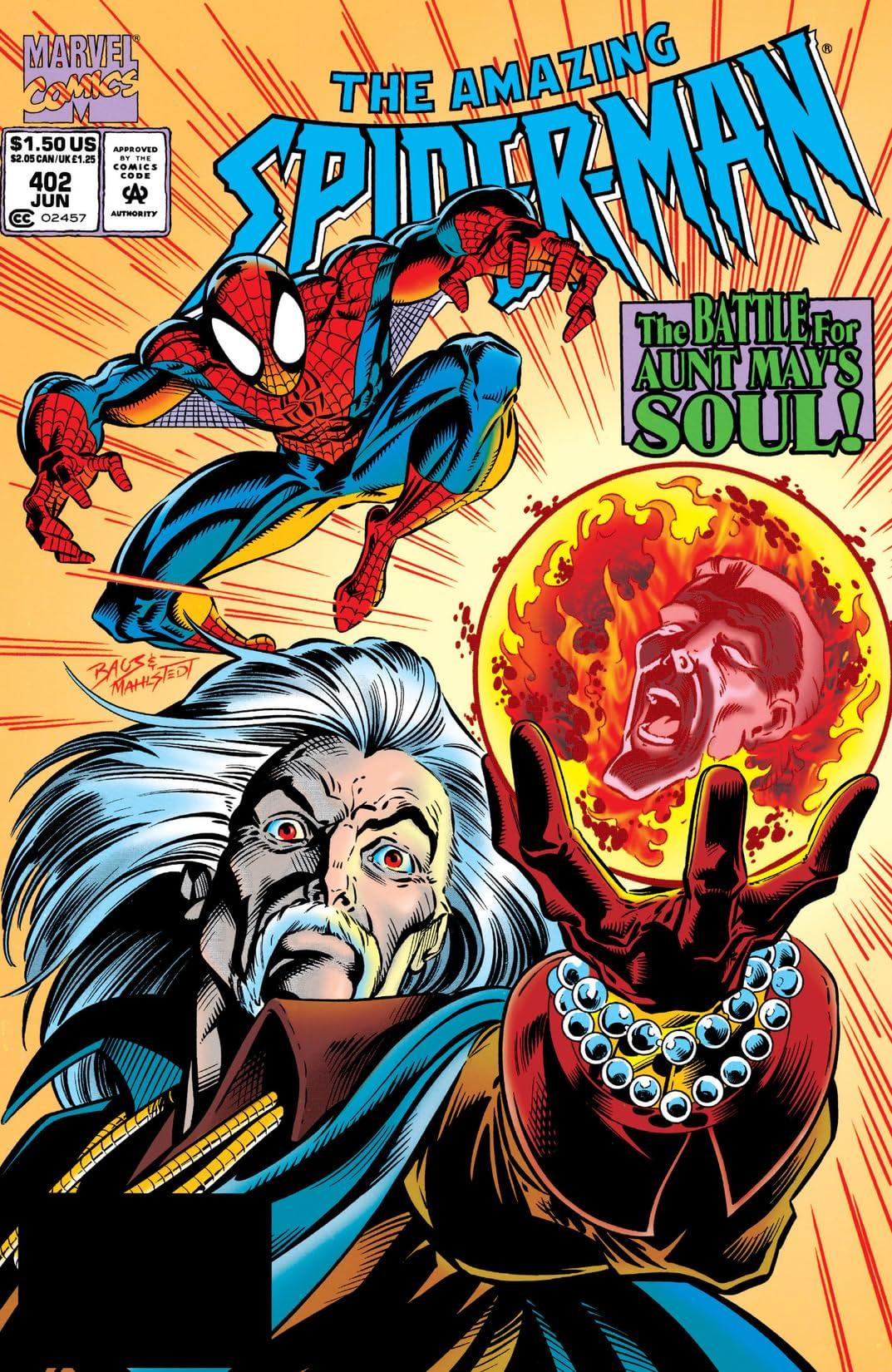 Amazing Spider-Man (1963-1998) #402