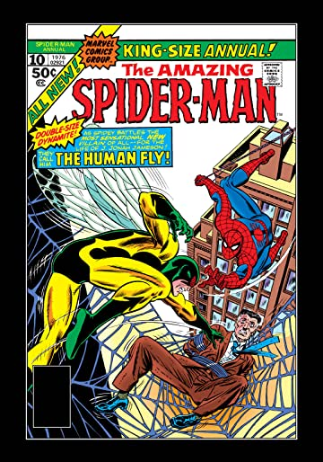 Amazing Spider-Man (1963-1998) Annual #10