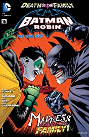 Batman and Robin (2011-2015) #16