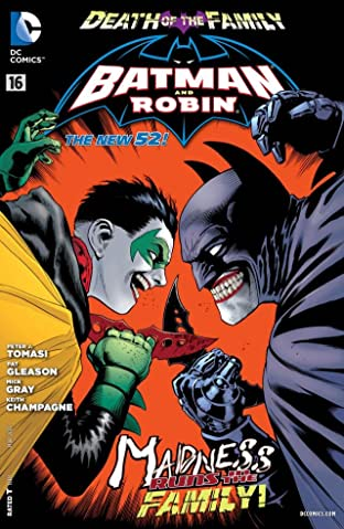 Batman and Robin (2011-2015) No.16