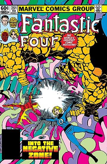Fantastic Four (1961-1998) #251