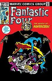 Fantastic Four (1961-1998) #254