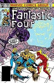 Fantastic Four (1961-1998) #255