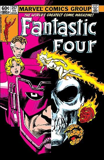 Fantastic Four (1961-1998) #257