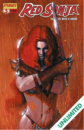 Red Sonja: She-Devil With a Sword #3