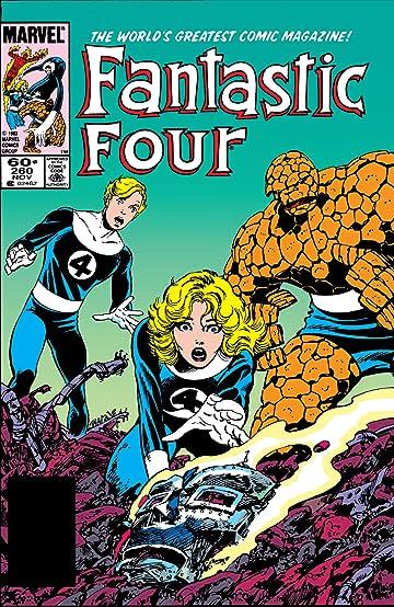 Fantastic Four (1961-1998) #260