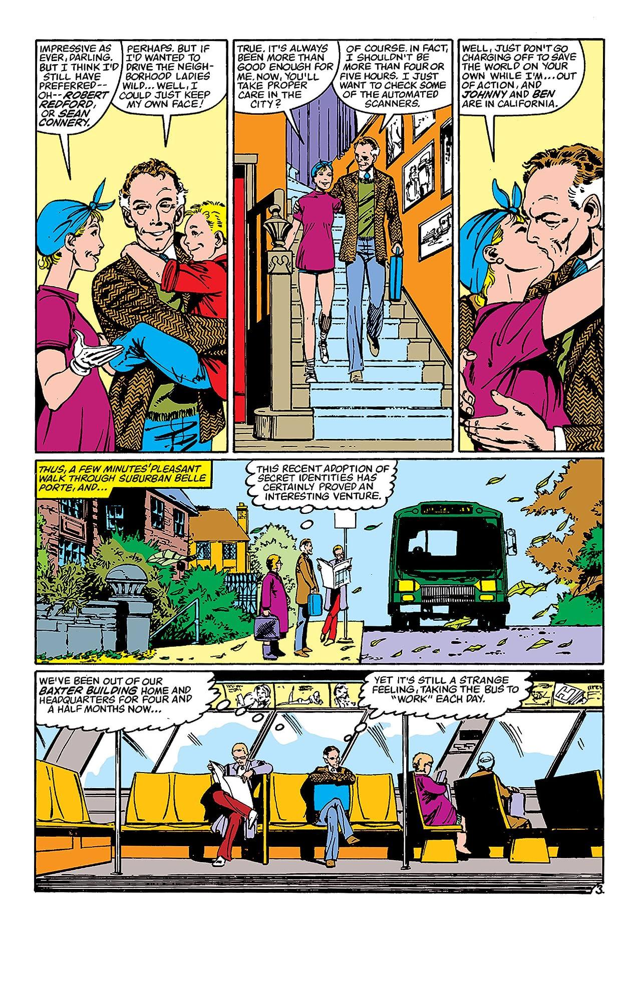 Fantastic Four (1961-1998) #263