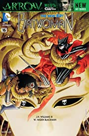 Batwoman (2011-2015) #16