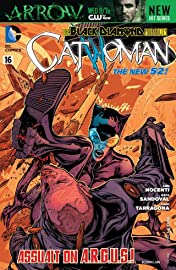 Catwoman (2011-2016) #16