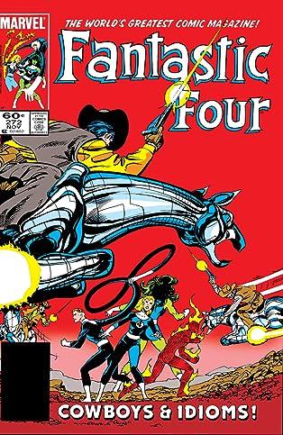 Fantastic Four (1961-1998) #272
