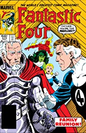 Fantastic Four (1961-1998) #273