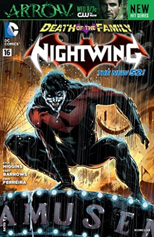 Nightwing (2011-2014) No.16