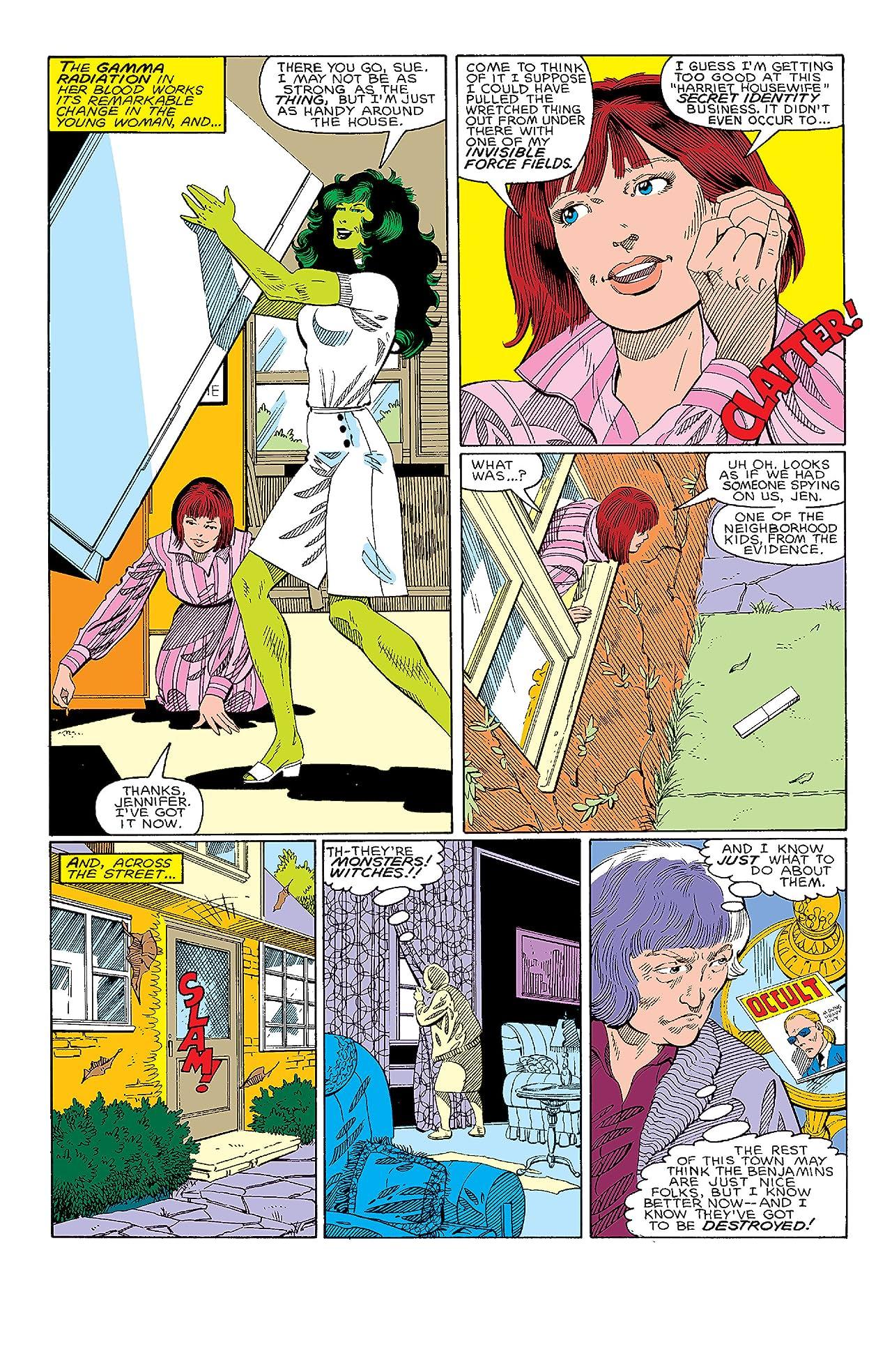 Fantastic Four (1961-1998) #274